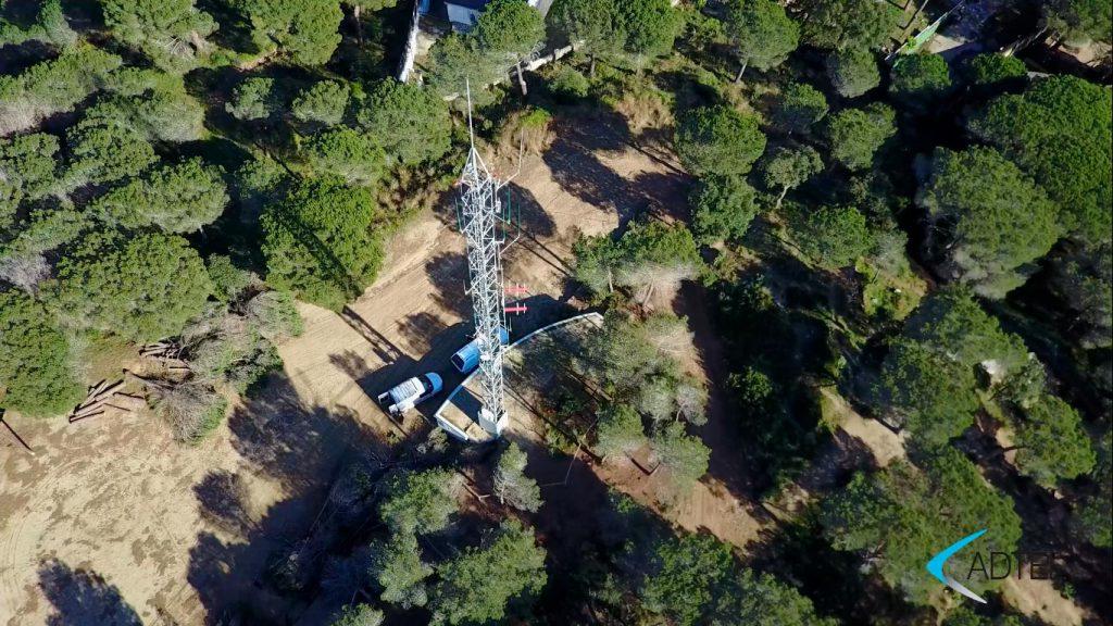 mantenimiento torre telecomunicaciones